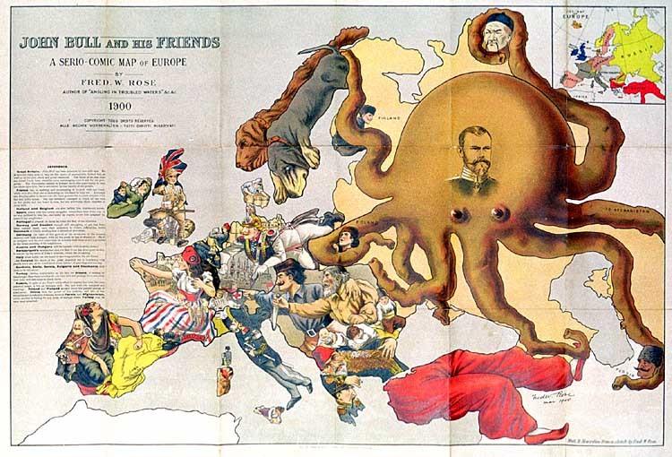 Rosja w Europie czy przeciw Europie? Myśl geopolityczna Mikołaja Danilewskiego