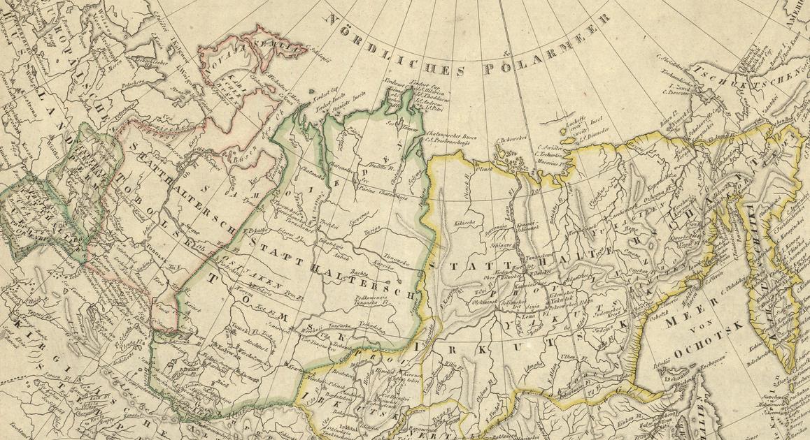 Rosja-Wyspa i Wielki Limitrof. Myśl geopolityczna Wadima Cymburskiego