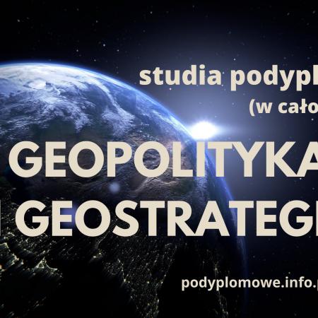 """Studia podyplomowe Geopolityka i Geostrategia otrzymały certyfikat """"Studia z przyszłością"""""""