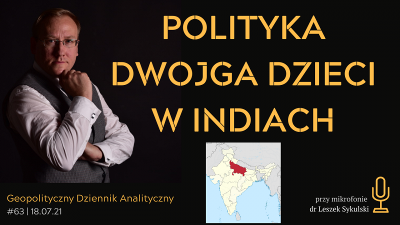 Polityka dwojga dzieci w Indiach