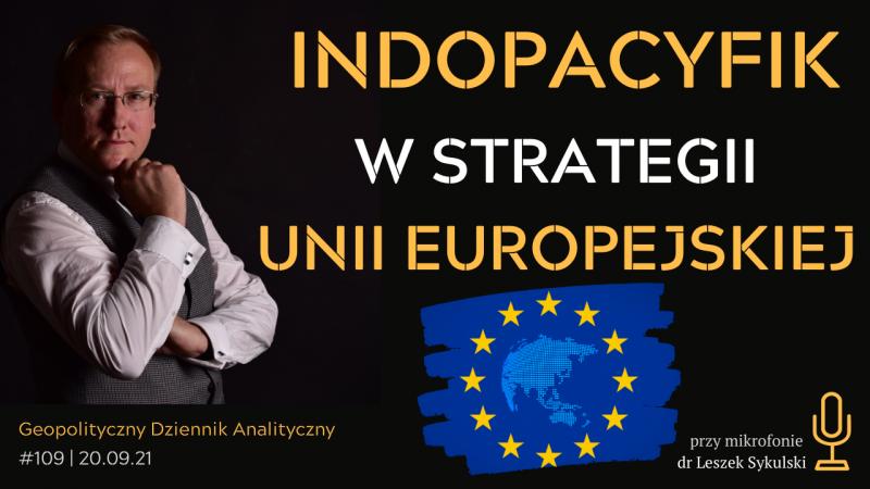 IndoPacyfik w strategii Unii Europejskiej
